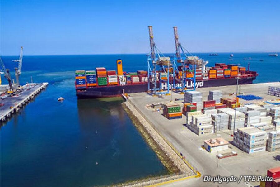 TUPs no Peru aumentaram a movimentação de cargas em 15,6%